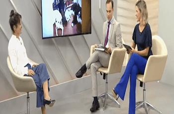 [Na Mídia] Entrevista na TV Gazeta