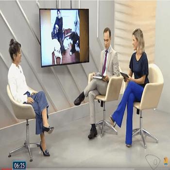 [Na Mídia] Entrevista na TV Gazeta 1