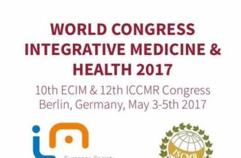 Trabalho Apresentado no World Congress of Integrative Medicine & Health – Berlim / 2017