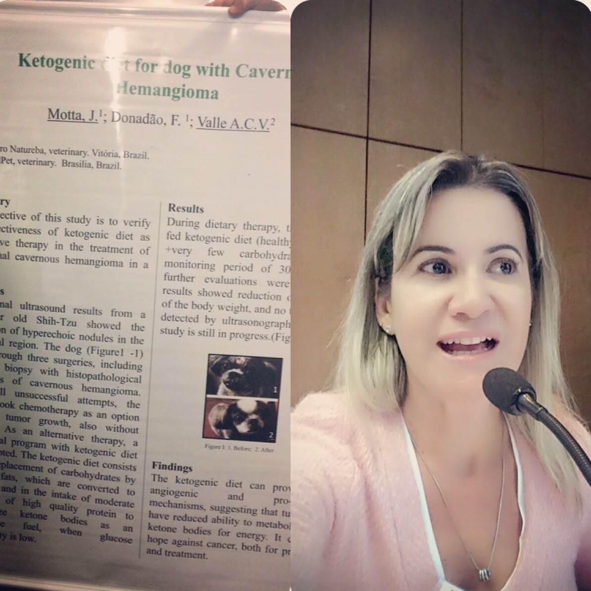 Trabalho Apresentado no World Congress of Integrative Medicine & Health - Berlim / 2017 1